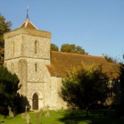 St. Mary's Church Herriard dates from about 1200.